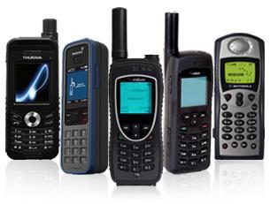 Verkauf von Satelliten Telefone und tragbare BACES
