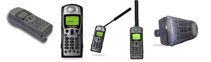 SALE OF SATELLITE PHONES AND PORTABLE baces
