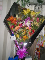 bouquets assorted