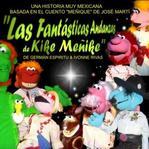 Die fantastischen Abenteuer von Kike Menik. Puppet kratzigen