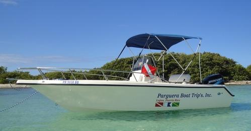 Embarcacion de PBT's