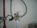 Tanque nitrógeno sistema Contraincendio