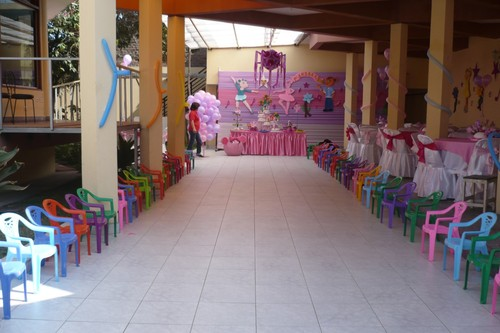ANGELINA DECORATIE Children's Party