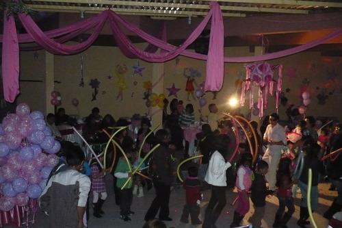 Fiesta Infantil DECORACION ANGELINA/ hora loca