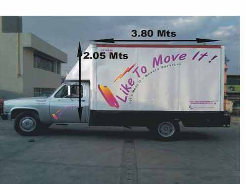 Transportes, fletes y mudanzas Move It Naucalpan