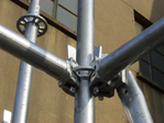 scaffold multidirectional system scenes, towers and awnings