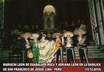 Mariachis de Peru-Mariachis en Homenaje a la Virgen de Guadalupe