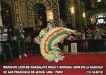 Mariachis y danza del folclor Mexicano-Homenaje Virgen de Guadalupe