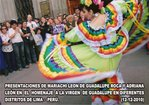Mariachis Peru-Charras Women of Peru-Lima-Peru Mariachi