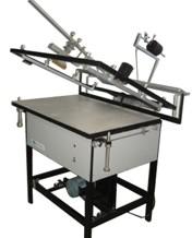 serigraphic machine manual 8060