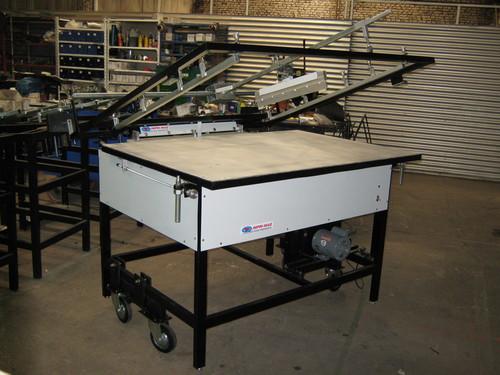 Machine manual 1200mm x 900mm