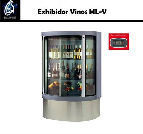 Exhibidor vinos