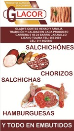 Glacor Meat of Colombia