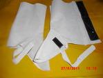 Ropa de Soldador Escarpin con pega pega (Velcro) cortos/Largos