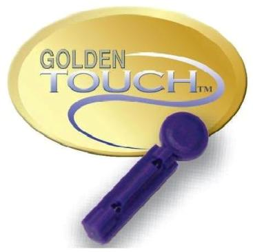 GOLDEN TOUCH Lanzetten
