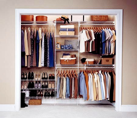 ClosetMaid kast organisatoren closetsymas grids