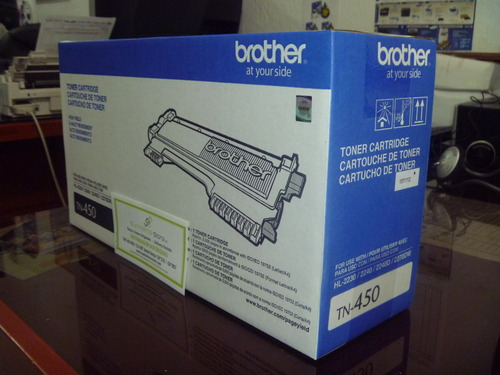 Toner Brother TN-450 para HL-2270-2240 original Delivery en Lima
