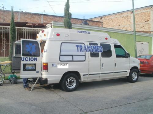 ambulancias en guadalajara