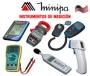 instrumentos de medicion, pinzas, multi, megometro, telurometro