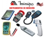 measuring instruments, pliers, multi, megohmmeter, tellurometer