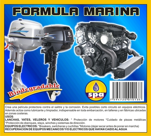 formula marina