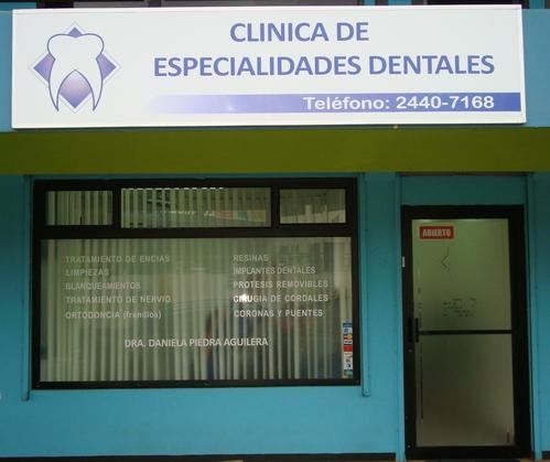 Clinica Dental ubicada en Alajuela