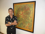 Rene Galache en werk van de Harmony Explosion
