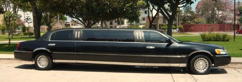 Evolutie Limousine