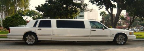 Limousine Monaco