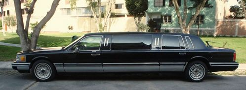 Ebony Limousine