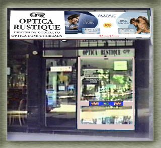 Optica Rustique
