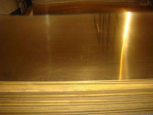 planchas de bronce