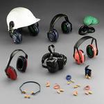 Accesorios de 3M auditivo y casco