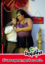 Borratina Kampagne 2007