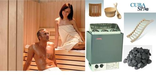 Saunas fabricacion y equipamientos