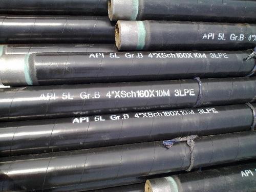 tubos de acero Astm A53/A106api5L SCH40, SCH80, SCH160