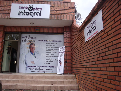CENTRO INTEGRADO OPTICAL
