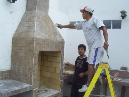 Construccion de Hornos