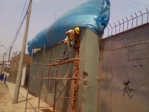 Demolicion de Paredes
