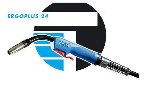 Amp Welding Gun Mig/Mag/250 Mod.Ergoplus TRAFIMET-Italy 24