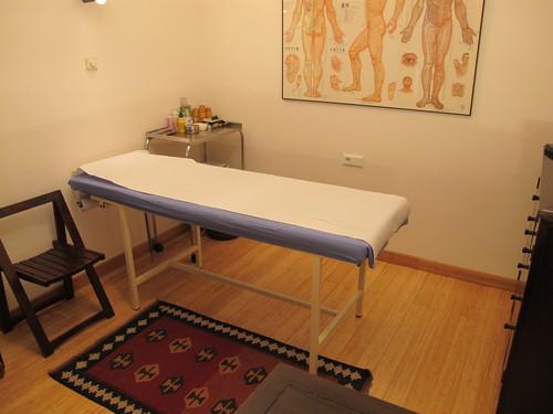 Baoyang. Behandeling Kamer
