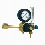 CO2 Gas Regulator with Flowmeter Brand Golven-Italy Model 11140
