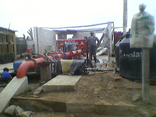 VIRU modern irrigation