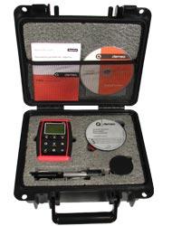 Durometro de impacto marca demeq - modelo QH5 M - Multi-Dispositivos