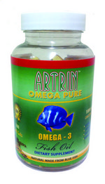 omega-3 from oily fish if you lower the bad cholesterol
