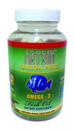 Omega-3 aus fettem Fisch, wenn Sie unten das schlechte Cholesterin