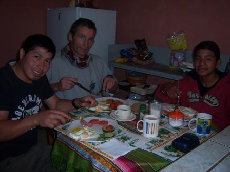 Donde dormir y desayunar en San Pablo del lago? - Imbabura- Ecuador