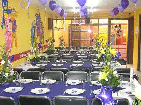 Children ballroom THE maid in Tlalpan
