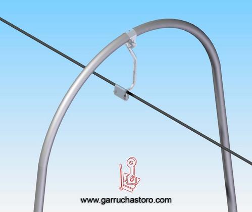 Cable vías