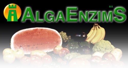 Algaenzims: Poder en las algas!
